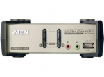 Aten 2 port USB KVM (Five In One)