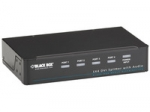 Black box DVI-D Splitter