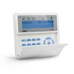 Satel KEYPAD LCD /INTEGRA BLUE/- [INT-KLCD-BL]