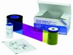 Datacard RIBBON KIT YMCKT 1/2 PANNEL