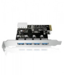 Icy box 4-PORT USB 3.0 PCI EXPRESS CARD