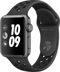 Apple Smartwatch Apple Watch Nike+ Series 3 (MTF12MP/A)