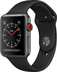 Apple Smartwatch Apple Watch Series 3 GPS + Cellular, 38mm (MTGP2MP/A)
