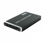 4world Aluminum Case for HDD 2.5