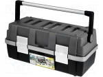 Container: toolbox; 458x254x214mm; 18l