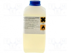 Ag termopasty / Flux: rosin based; liquid; bottle; 1l