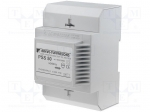 Breve tufvassons PSS50/230/100V / Transformer: safety; 50VA; 230VAC; 100V