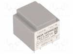 Breve tufvassons TEZ0.5/D230/7.5-7.5V / Transformer: encapsulated; 0.5VA;