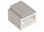 Breve tufvassons TEZ0.5/D230/6-6V / Transformer: encapsulated; 0.5VA; 230