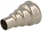 Steinel / Shrink nozzle; Nozzle type: reduction; din:34mm; Ø:14mm