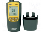 Axiomet AX-5002 / Temperature meter; LCD 4 digits; Resol:0.1°C; Opt.reso