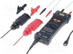 Gw instek GDP-050 / Oscilloscope probe; Band: ≤50MHz, ≤25MHz (100:1);