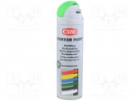 CRC 10157-AB / Paint; green; spray; MARKER PAINT; Application: marking; 5