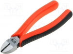 Bahco 2171G-160 / Pliers; side, for cutting; ergonomic two-component hand