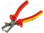 Carl kammerling 431012 / Stripping tool; Wire: round; Wire dia:0.3÷5mm;