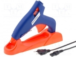 Hot melt glue guns; Ø:11mm; 230VAC; 40W; 170÷180°C