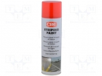 CRC 11675-AA / Paint; red; spray; STRIPING PAINT; Application: permanent