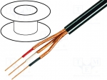 Tasker C115 / Cable: microphone cable; 3x0,14mm2; OFC; PVC; -15÷70°C;
