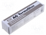 Ag termopasty AG TERMOGLUE 120G / Heat-transferring adhesives; white; 120