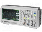 Axiomet AX-DS1100CFM / Oscilloscope: digital; Band: ≤100MHz; Channels:2