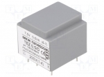 Breve tufvassons TEZ0.5/D230/7.5V / Transformer: encapsulated; 0.5VA; 230