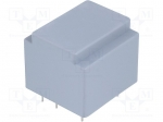 Breve tufvassons TEZ0.5/D230/18-18V / Transformer: encapsulated; 0.5VA; 2