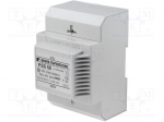 Breve tufvassons PSS50/230/42V / Transformer: safety; 50VA; 230VAC; 42V;