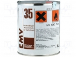 Kontakt chemie 207756270101 / Protective coating; brown; liquid; 1l; EMI