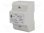 Breve tufvassons PSS30/230/230V / Transformer: safety; 30VA; 230VAC; 230V