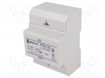 Breve tufvassons PSS30/230/42V / Transformer: safety; 30VA; 230VAC; 42V;