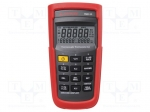 Beha-amprobe TMD-53 / Temperature meter; LCD 5 digits (99999), with a bac