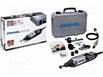Dremel F0134000JF / Drill with accessories; 5000÷35000rpm; 175W; 230VAC;