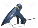 Rapid 5000326 / Hot melt glue guns; Ø:11mm; 120W; max.195°C; Plug: EU;