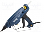 Rapid 5000328 / Hot melt glue guns; Ø:11mm; 300W; 120÷220°C; Plug: EU;