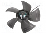 Ebm-papst A4E300-AS72-01 / Fan: AC; axial; 230VAC; Ø300x73.4mm; 1800m3/h