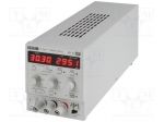 Aim-tti PL303-P / Pwr sup.unit: programmable laboratory; Channels:1; 0÷3