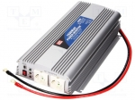 Mean well A302-1K7-F3 / Converter: automotive dc/ac; 1500W; Uout:230VAC;