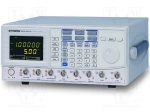 Gw instek GFG-3015 + RS232 / Generator: programmable, function; Band: ≤
