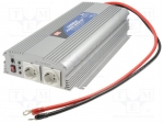 Mean well A301-1K7-F3 / Converter: automotive dc/ac; 1500W; Uout:230VAC;