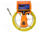 "Axiomet AX-B2135ST / Inspection camera; Display: LCD 7""; Cam.res:720x480;"