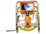 "Axiomet AX-B2135CW / Inspection camera; Display: LCD 7""; Cam.res:720x480;"