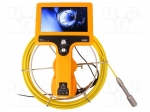 "Axiomet AX-B2120ST / Inspection camera; Display: LCD 7""; Cam.res:720x480;"
