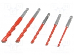 Alpen-maykestag 0000100805100 / Drills; wood, brick type materials, metal