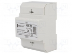 Breve tufvassons PSS30/230/12V / Transformer: safety; 30VA; 230VAC; 12V;