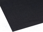 4carmedia / Acoustic cloth; 1400x700mm; black