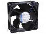 Ebm-papst 4414 H / Fan: DC; axial; 119x119x38mm; 240m3/h; 50dBA; ball bea