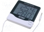 Extech 401014 / Temperature meter; LCD; Accur: ±1°C; 0,1°C; Body dim:1