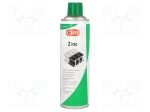 CRC 30563-004 / Protective coating; grey; Ingredients: zinc; spray; 500ml