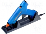 Hot melt glue guns; Ø:11mm; 230VAC; Power (operation):15W; 10min