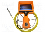"Axiomet AX-B2120ST/17 / Inspection camera; Display: LCD 7""; Cam.res:720x4"